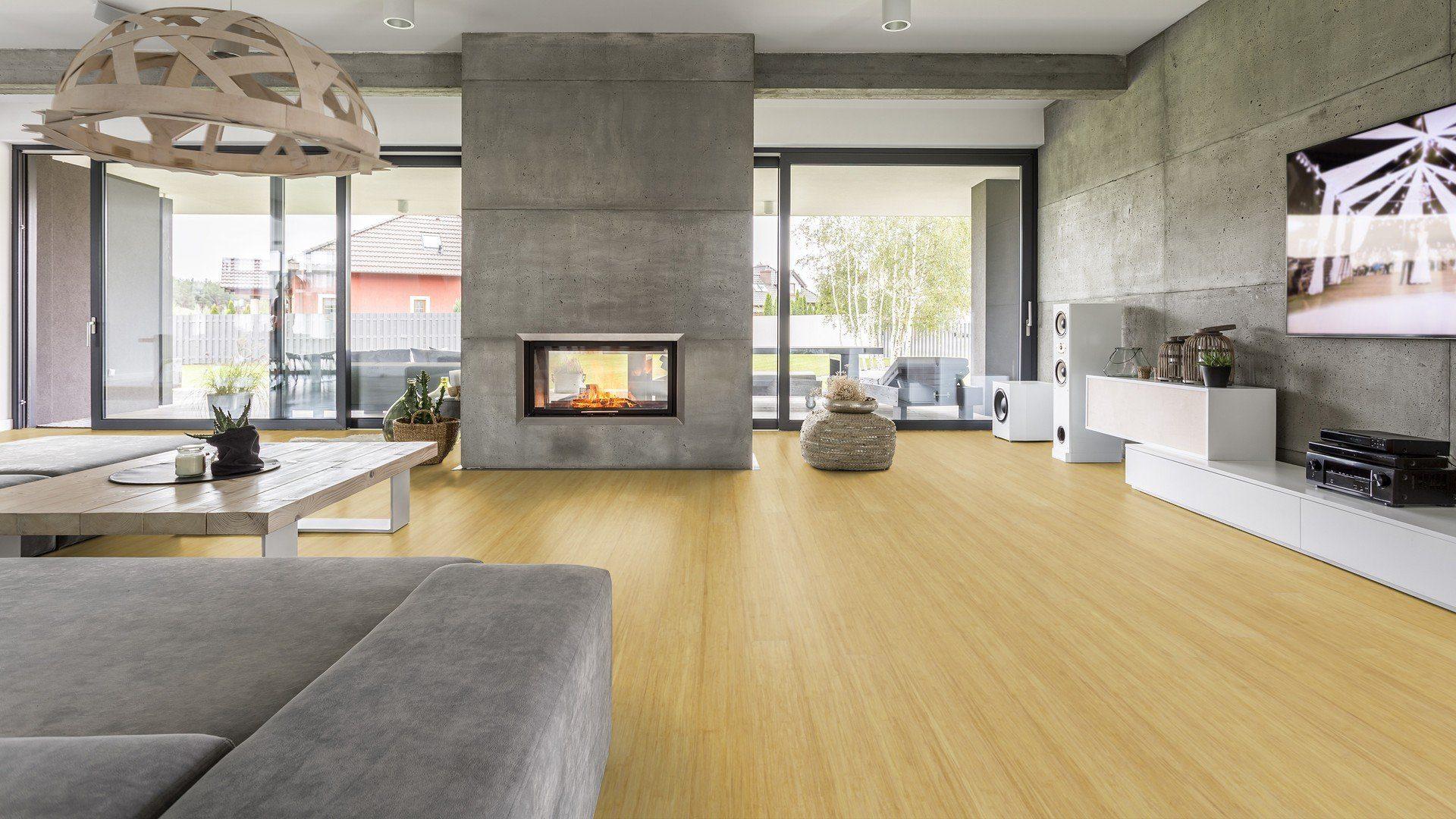 Posa Parquet Orizzontale O Verticale pavimenti di bamboo per uso domestico | moso® gli