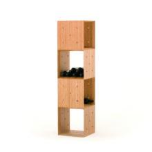 Muebles de Bamboo realizados por Disciplina