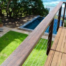 Balustrade of Private Residence South Africa