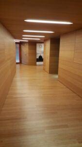 Rivestimento a parete e pavimento presso DS Avvocati Parigi