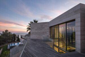 Bamboo Deck X-treme Villa Tossa De Mar