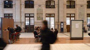 SNCF图尔火车站