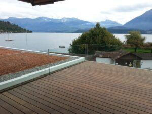 MOSO Bamboo X-treme Decking used at Apartments Wendelsee