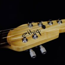 MOSO Bamboe Alquier Guitar