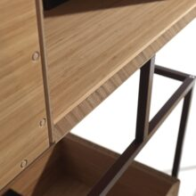 MOSO Bamboo Solid Panels used in DAMA Furniture by AVBM