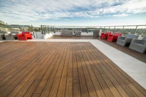MOSO Bamboo X-treme decking terrace CLINEA