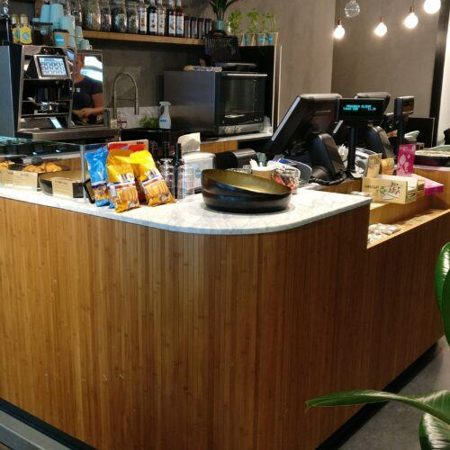 Bamboo Kitchen in The Foodmaker Brussels