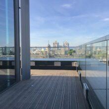 Les produits en bambou MOSO sont installés dans l'Hôtel citizenM Tour de Londres