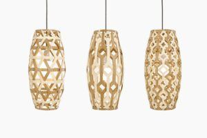 Bamboo lighting Minima