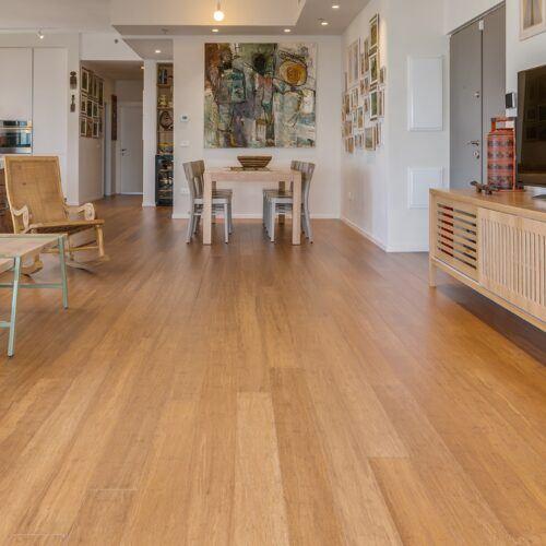 MOSO bamboo solida flooring