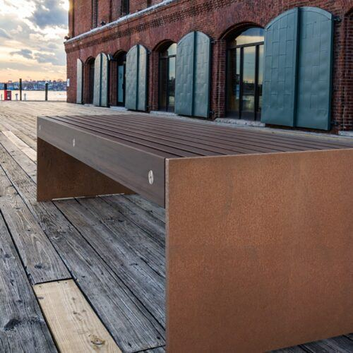 MOSO Bamboo X-treme used for outdoor furniture Wetz