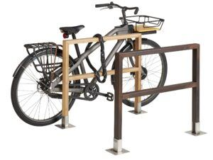 MOSO Bamboo Beams used to make Bike staple Bambooh