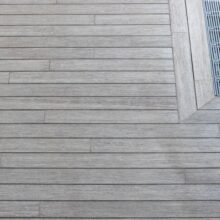 MOSO Bamboo X-treme Decking used at W Hotel in Barcelona Spain