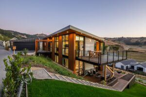 MOSO bamboo products used in private residence in New Zealand