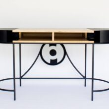 MOSO Bamboo Solid Panels used to create beautiful, sustainable furniture