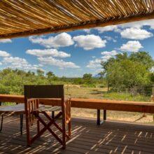 deck at safari lodge Imagine Africa