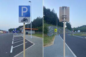 MOSO Ultimate Traffic Signs at ITEK Verkehrs- und Beschilderungstechnik GMBH
