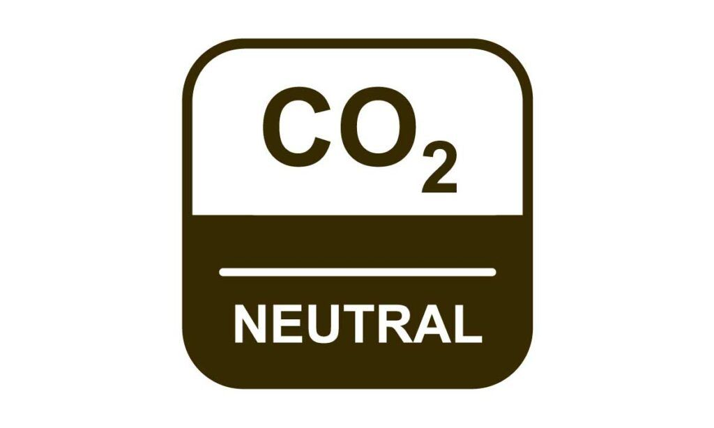 CO2 neutral bamboo products