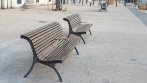 Outdoor furniture of Marseille by Seri
