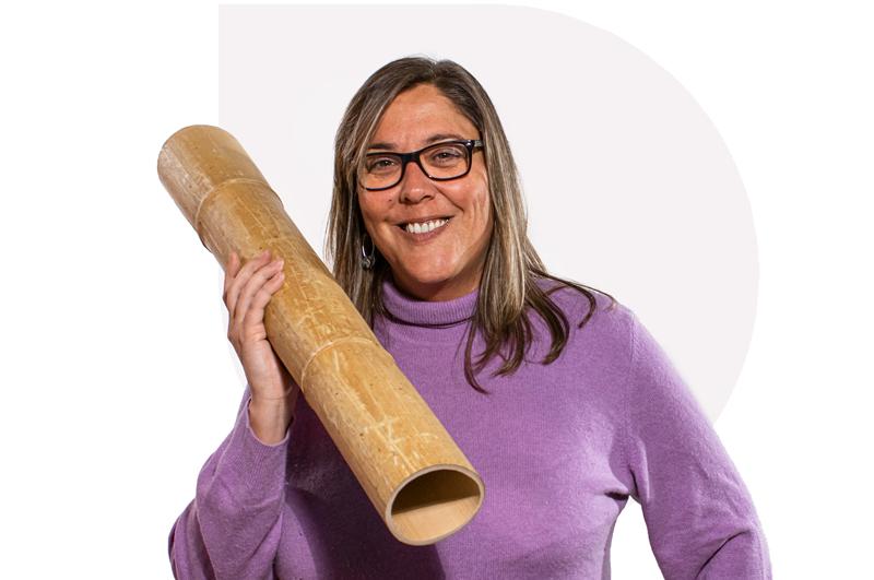 Aurélie Fermentel MOSO Bamboo expert
