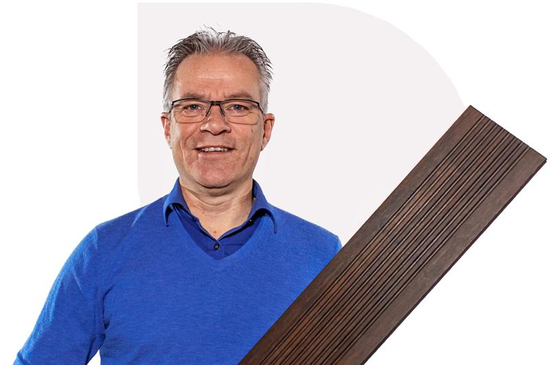 Michael van Houten MOSO Bamboo expert