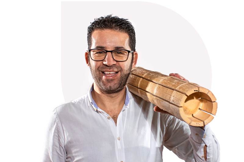 Pedro Neto MOSO Bamboo expert
