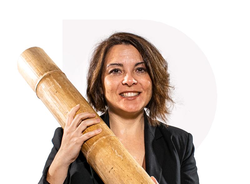 Sara Monge MOSO Bamboo expert