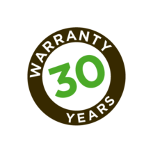 MOSO warranty 30 years